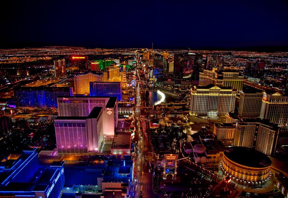 Gründungsjahr Las Vegas