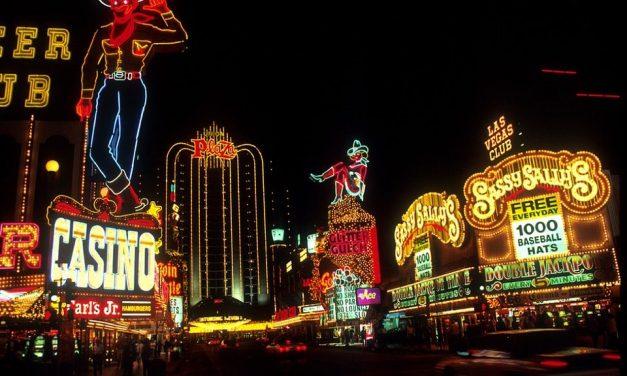 Las Vegas ist die Stadt der Casinos